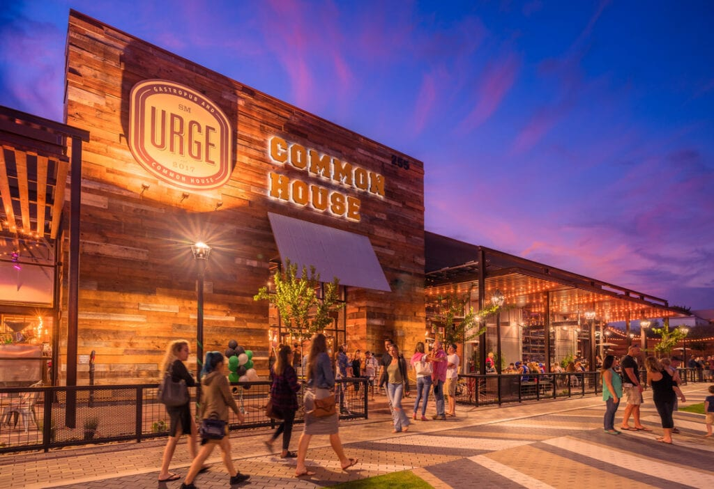 URGE Gastropub and Common House at North City - 5 Reasons to Drink Local