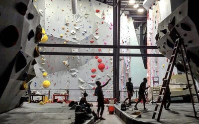 Mesa Rim Climbing Center Now Open in North City