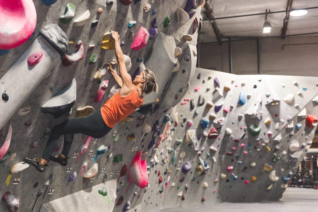 Mesa Rim Climbing Center: New Climbing Gym in San Marcos