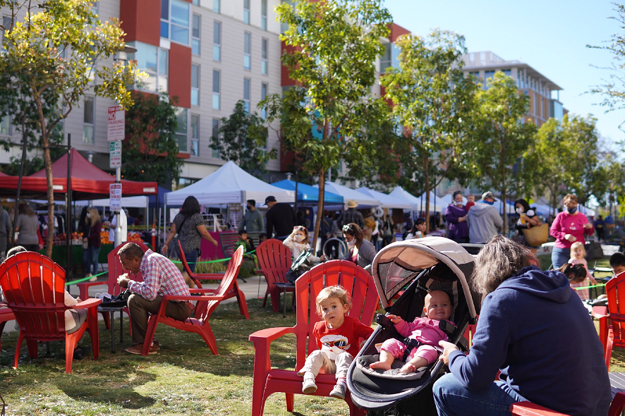 The North City Farmers Market is a staple of our community,