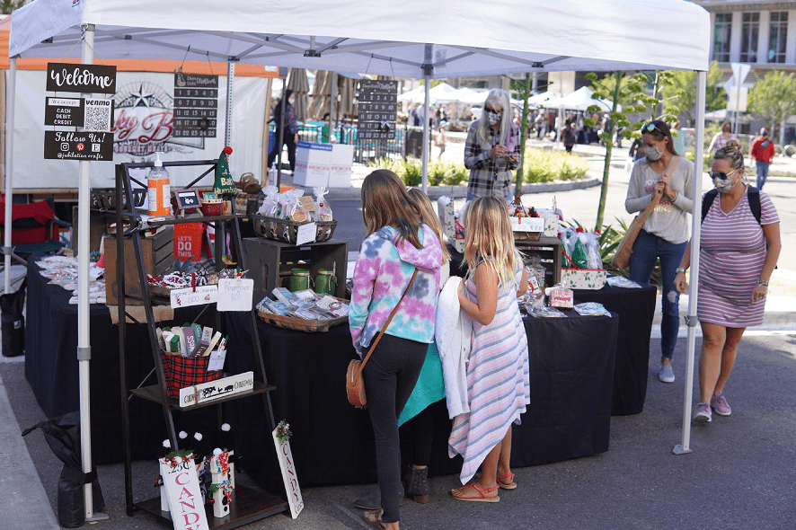 A seasonal edition of our North City Farmers Market